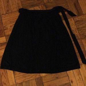 Banana Republic cotton blend skirt